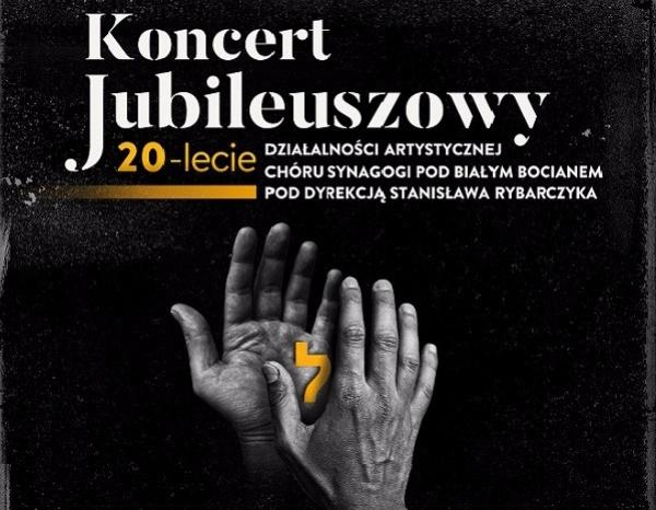 Chór Synagogi pod Białym Bocianem we Wrocławiu świętuje jubileusz 20-lecia działalności artystycznej