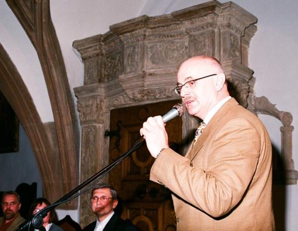 """Maciej Łagiewski gościem """"Salonu Wzajemnego Szacunku"""""""